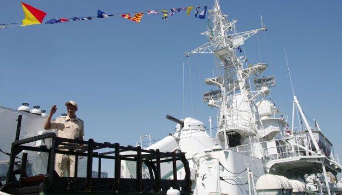 Украинских моряков поймали на перевозке двух тонн кокаина
