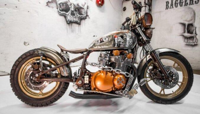 Pasaules karstākie motociklu jaunumi šonedēļ skatāmi Ķīpsalā