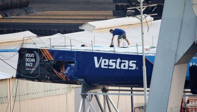 Во время регаты яхта протаранила рыбацкое судно, один человек погиб