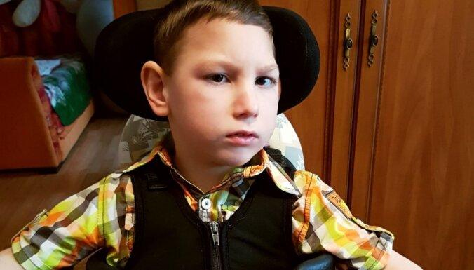 Pārvarēt Denisa diagnozi nevar, bet uzlabot stāvokli noteikti ir iespējams!