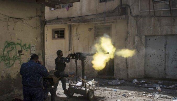 'Daesh' un 'Al Qaeda' ved pārrunas par iespējamo sadarbību, paziņo Irāka