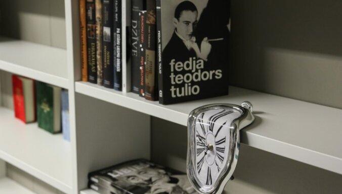 Foto: Izdod grāmatu par Latvijā dzimušo somu kinorežisoru Tulio