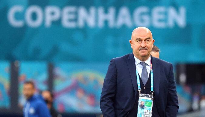 Зарплата Черчесова в сборной России — 2,5 млн евро, он в Топ-5 среди тренеров ЕВРО