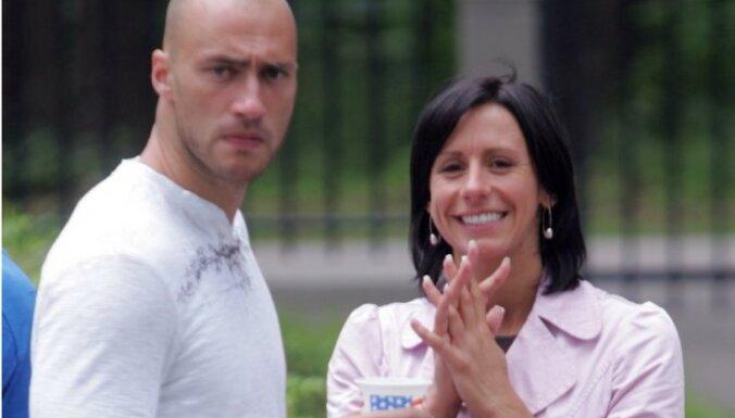 Баскетболистка сборной Латвии Гунта Башко развелась с мужем