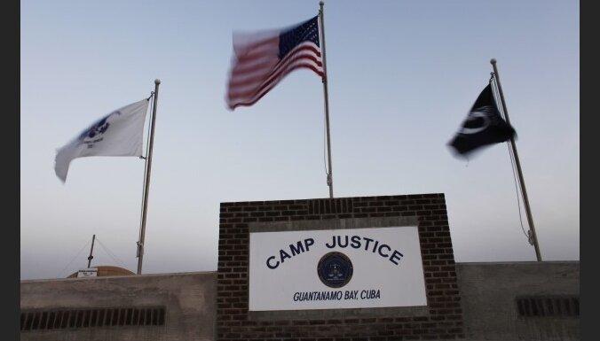 Латвия приняла узника Гуантанамо добровольно