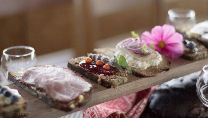 Sirmais no jauna atklās Latvijas kulta ēdienu - rupjmaizi