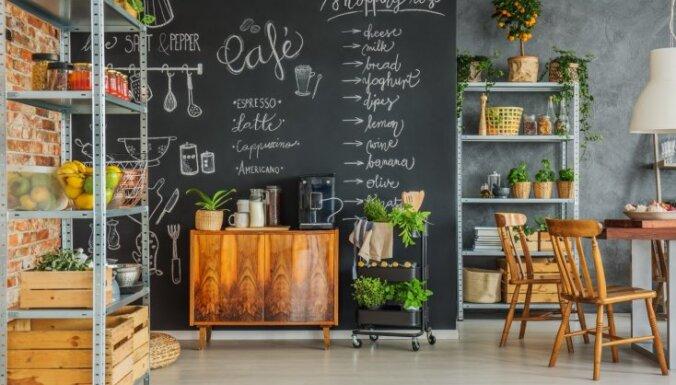 10 блестящих способов увеличить вашу крошечную кухню