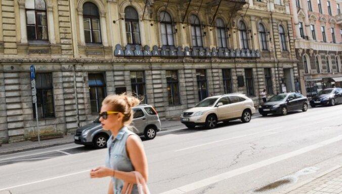 Izsludināts iepirkums par Jaunā Rīgas teātra rekonstrukciju