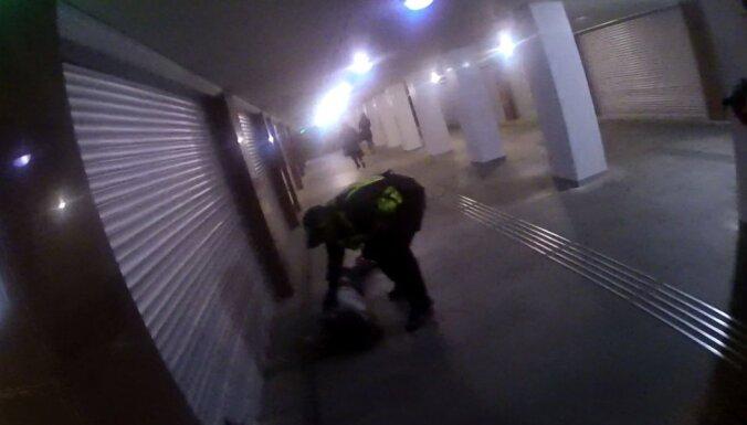 Рига: в туннеле на улице Гоголя лежала пьяная 13-летняя девочка