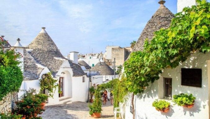 Septiņas mazāk zināmas pilsētas, kurās ir neparasta un iespaidīga arhitektūra