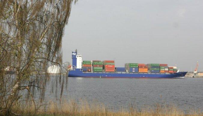 Maijā Latvijas ārējās tirdzniecības apgrozījums sarucis par 24%