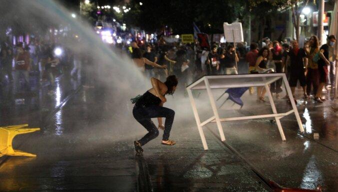 ФОТО. Массовые протесты в Израиле: недовольные требовали отставки Нетаньяху