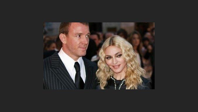 Гай Ричи все еще любит Мадонну