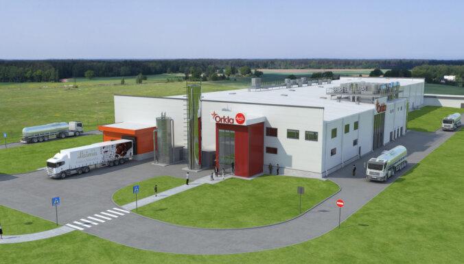 Новая фабрика Laima в Адажи и модернизация производства: Orkla Latvija инвестирует 4 млн евро