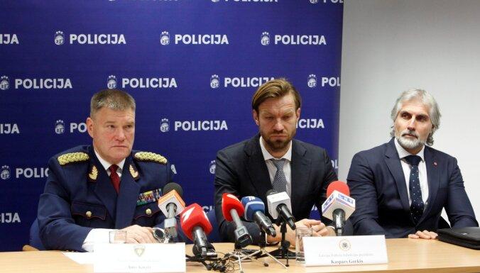 Futbola 'totalizatoru skandālā' tika aizturētas trīs personas