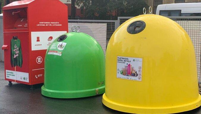 Совет по конкуренции: существующая система вывоза отходов в Риге нарушает свободную конкуренцию