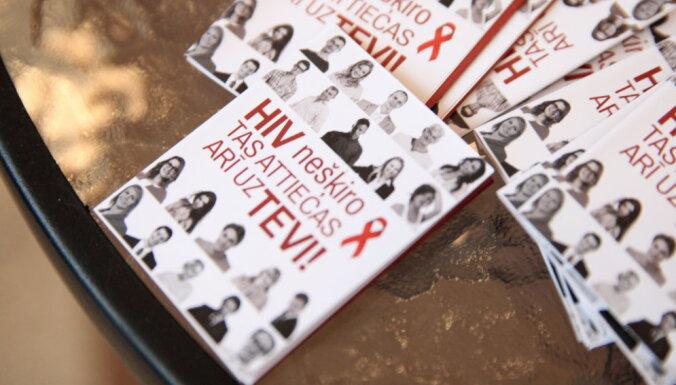 В Латвии за год зафиксировано 326 новых случаев ВИЧ, пять — у новорожденных