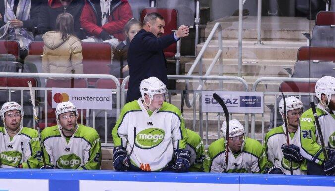 Latvijas hokeja klubu izlasi pārsvarā pārstāvēs 'Mogo' hokejisti