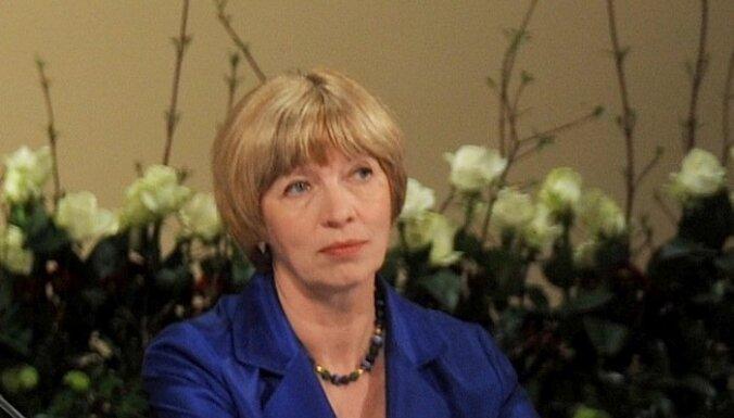 LTV: карьера Карины Петерсоне в Сейме под угрозой