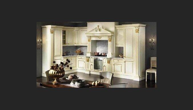 LA CASA MIA - pоскошная итальянская мебель продается в Риге по доступным ценам уже 5 лет