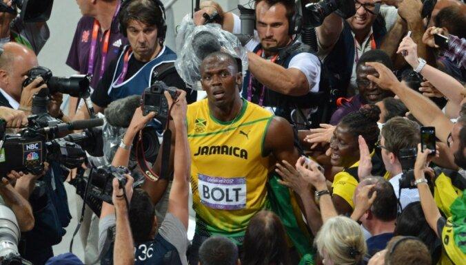 Bolts atteicies no dalības Jamaikas vieglatlētikas čempionātā