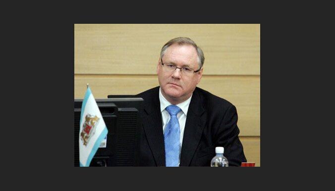 Rīgas mēra darbu pozitīvi vērtē 40% rīdzinieku