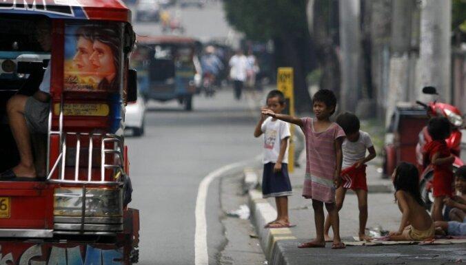 Filipīnās pēc 40 gadus ilga konflikta vienojas par autonoma musulmaņu reģiona izveidi valstī