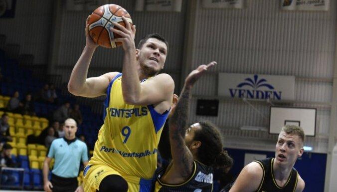 Arī 'Ventspils' basketbolisti sasniedz LBL finālu