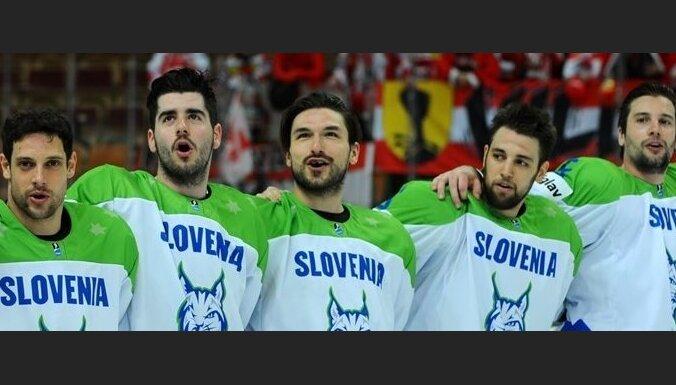 Словения вернулась в хоккейную элиту, Италии надо подождать окончания ЧМ-2016