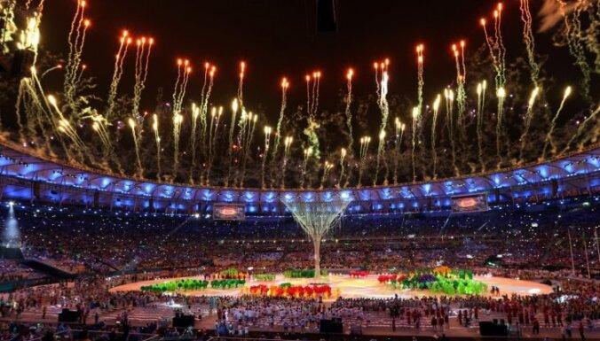 ФОТО, ВИДЕО: В Рио-де-Жанейро завершились XXXI летние Олимпийские игры