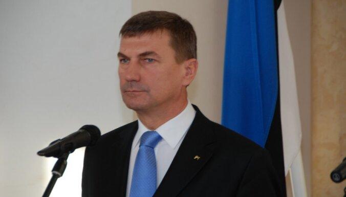 Igaunijas premjers un aizsardzības ministrs: šāvējam bija nopietni nolūki