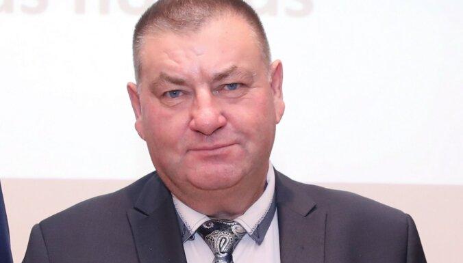 Ar Covid-19 saslimis Jelgavas novada domes priekšsēdētājs Caune