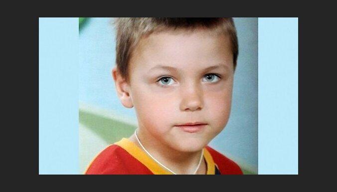 Дело о пропавшем в Лиепае мальчике: у следователей две главные версии