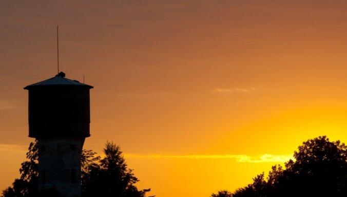 Saullēktā Mērsragā gaisa temperatūra pazeminājusies līdz -4,5 grādiem