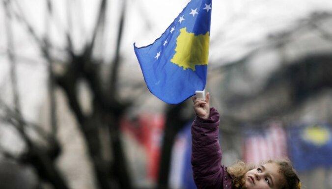Serbija apsūdz Albāniju un Kosovu vēlmē apvienoties