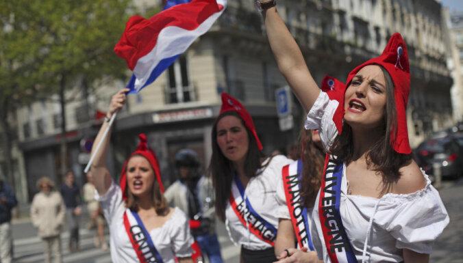 Президент Франции лишился поддержки секс-меньшинств