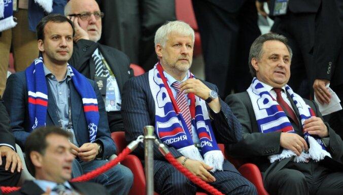 Министр спорта России принял пранкера за футболиста сборной и долго того утешал