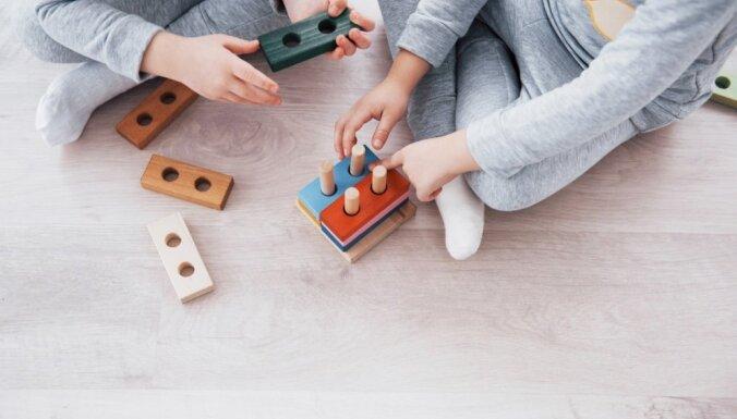 Bērnu slimnīcas fonds sāk labdarības kampaņu bērniem ar autiskā spektra traucējumiem