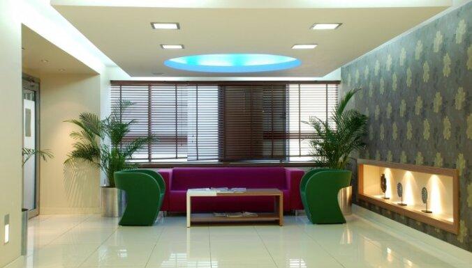 Светильники для современных офисов: фантастические интерьеры и улучшение самочувствия работников