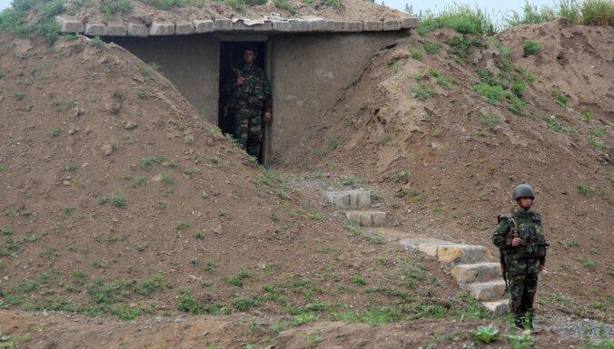 Армения сообщила об ожесточенных боях в Карабахе на двух направлениях