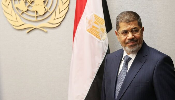 Ēģiptes prezidents atceļ konstitucionālo dekrētu