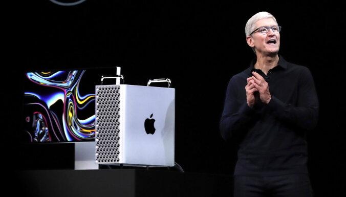 Īpaši dārgs 'Pro' dators un citi 'Apple' jaunumi no WWDC. Teksta tiešraides arhīvs