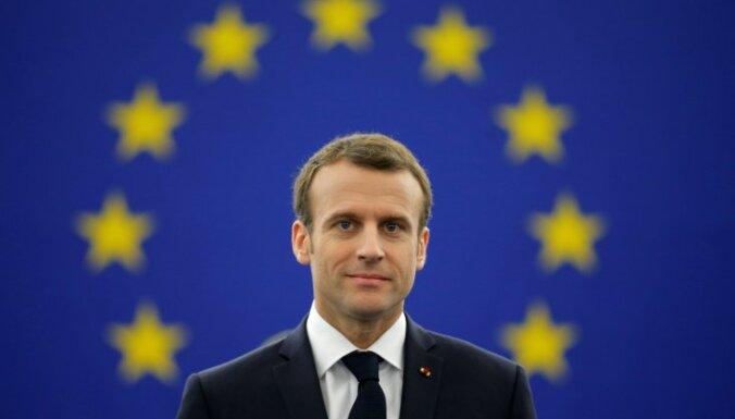 Макрон объяснил, как легче перераспределить беженцев в ЕС