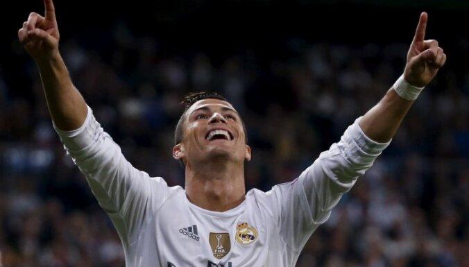 """ВИДЕО: Хет-трик Роналду позволил """"Реалу"""" разгромить земляков из """"Атлетико"""""""