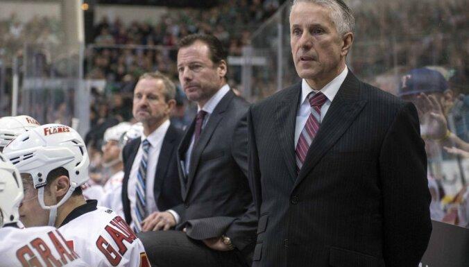 У сборной Латвии по хоккею новый тренер