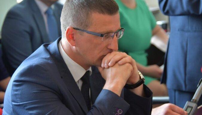 Мэром Екабпилса избран Райвис Рагайнис