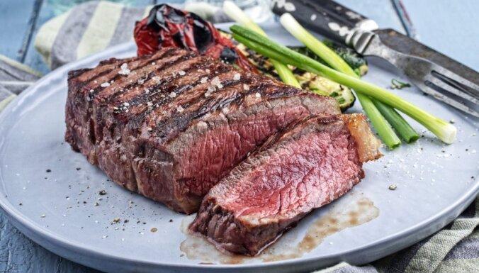 Как приготовить сочную говядину в духовке