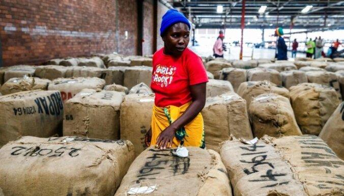 Āfrikas valstis vienojas par brīvās tirdzniecības zonas izveidošanu