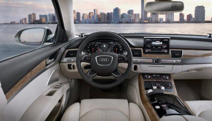 Портал: видимо, Валдису Затлерсу купят Audi A8