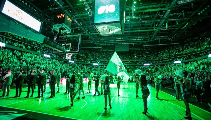 Lietuva pēc ierobežojumu mīkstināšanas paver ceļu ULEB Eirolīgas turnīra uzņemšanai